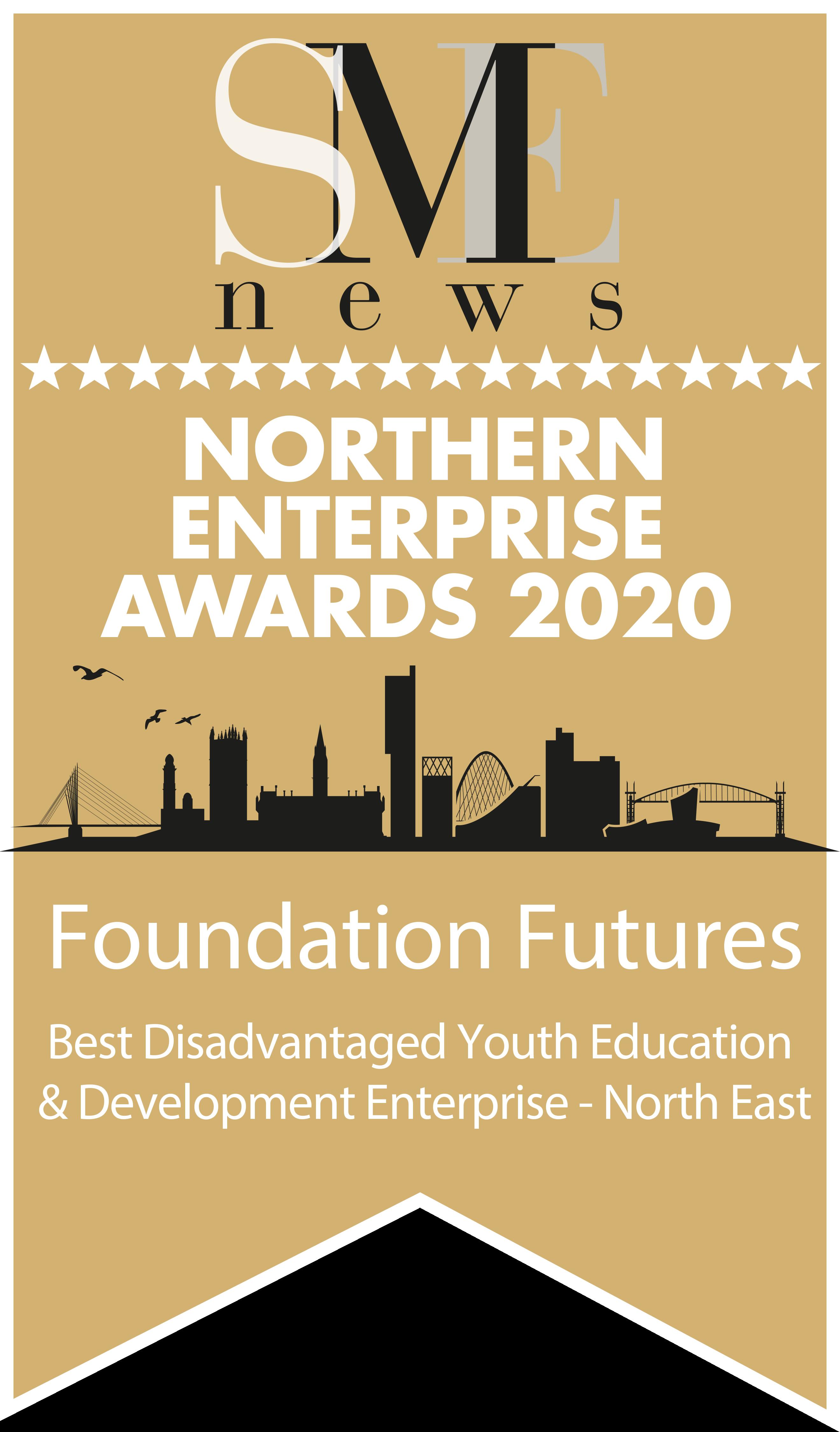 Oct20455-Northern Enterprise Awards 2020 Winners Logo